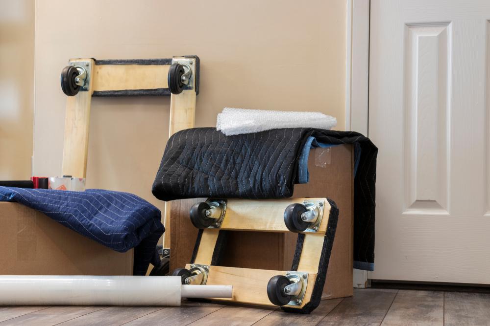 Outils et accessoires : les indispensables d'un déménagement